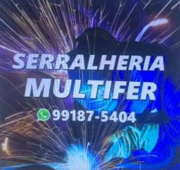 Serralheira Multifer