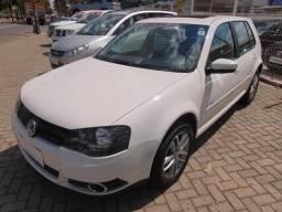 Volkswagen Golf branco 1.6 mi sportline 8v flex 4p manual 2013 cod0002 - 2013