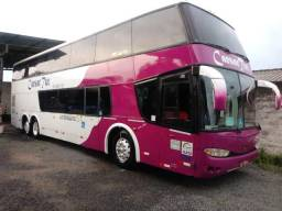 Ônibus DD ,Scania K113 , 1997, com , 53 lugares ,Motor Novo com 7.500 km