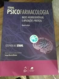 Livro Psicofarmacologia em perfeito estado