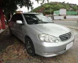 Corolla XEI 1.8 ano 2003/2004 automático. Carro liso - 2004