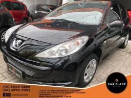 Peugeot 207 Hatch XR HB 1.4 8V Flex 4P - 2012