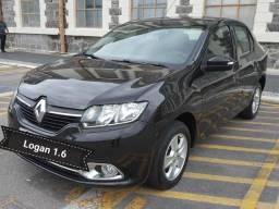 Renault Logan Hi-Flex1.6 Dynamique gnv 18.000kms - 2015