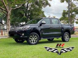 Toyota Hilux Srx 2.8 TDI - Turbo Diesel 4x4 - Impecável - 2017 - Único Dono - 2017