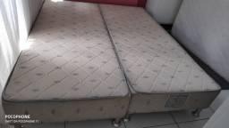 Base cama box Queem