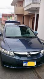 Vendo Honda Civic Exs 1.8 At 09/09 flex