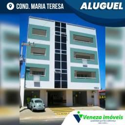 Aluga - 1976 - Apartamento no edifício Maria Teresa - Centro