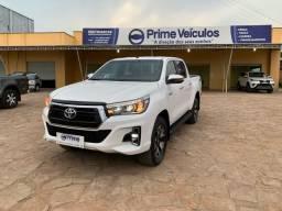 Toyota Hilux SRX 2.8 4x4 diesel automática cabine dupla 2019/2020