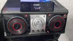 Cm9730 super power mini hi-fi system LG  4000 vosk