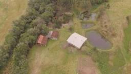Sítio em Santo Antônio da Patrulha , Monjolo, com Casa e Açudes. Peça o Vídeo Aéreo