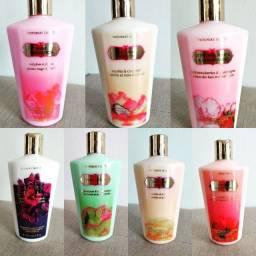 Hidratantes Victoria's Secret várias fragrâncias