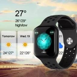 SmartWatch F8 Relógio Inteligente Unissex Fitness Tracker IP67 À Prova D 'Água