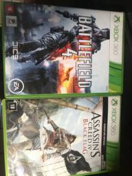 Troco e Vendo jogos Xbox360