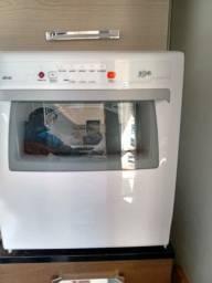 Lava louças usada poucas veses 8 funçoes