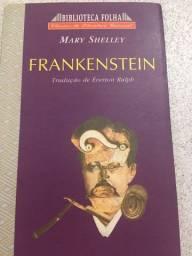 Livro Frankenstein - Mary Shelley