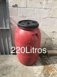 Bombonas 200/220/240lts