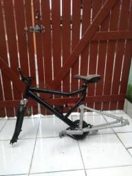 Bike Caloi Alumínio Ks