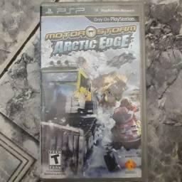Motorstorm Arctic edge psp