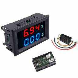 Voltímetro Amperímetro 0-100v 10a