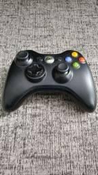Controle Xbox 360 usado