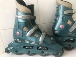 Par de patins Ultraweels