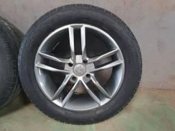 roda liga leve aro 15 c. pneus