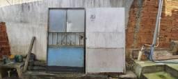 Título do anúncio: Portão de garagem em ferro