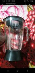 Liquidificador Philco copo de vidro