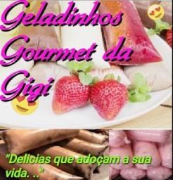 Geladinhos Gourmet da Gigi