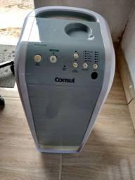 vendo climatizador marca Consul voltagem 220