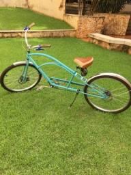Bike retrô bicicleta vintage