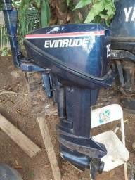 Título do anúncio: Evinrude 15 hp