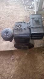 Motor briggs 9hp antigo raro todo restaurado original