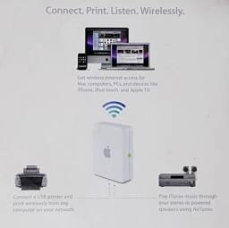 Roteador Apple AirPort Express A1264 - conexão wireless