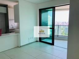 Título do anúncio: Apartamento com 2 dormitórios para alugar, 59 m² por R$ 2.600/mês - Boa Viagem - Recife/PE