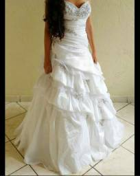 Vestido de noiva 36