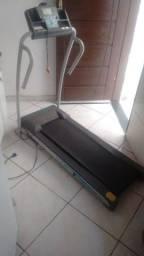Esteira ergométrica Caloi dobrável fitness home
