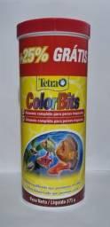 Ração Tetra Color Bits 375g
