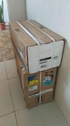 Vendo ar condicionado Daikin (inverter)de 9.000 BTUs zero na caixa