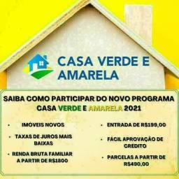 W ->Inscrições Casa Verde & Amarela 2021| Você Está Um Passo de Realizar seu Sonho!