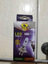 Vendo lâmpada led h4 cavalinho  zerada