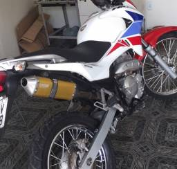 Escapamento Dore adaptável em todas as motos