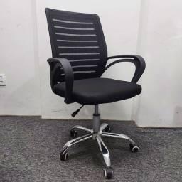 Título do anúncio: Cadeira Nova Garantia Rodinha Giratória Diretor Tela