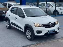 Renault - KWID Zen 1.0 Flex 12V 5p Mec. - 2019 - NOTA 10 MULTIMARCAS