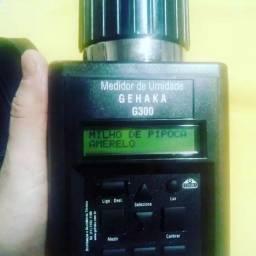 Título do anúncio: Medidor de umidade Gehaka G300