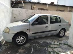 Título do anúncio: Vendo Renault Clio 2002