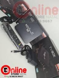 Tv Box 4k Premium Smart 8gb Ram 64gb Rom 5g- Android 10.1<br>
