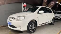 Título do anúncio: Toyota Etios x 1.3  flex 2013