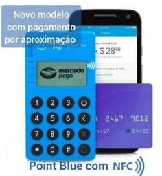 Maquininha De cartão Mercado Pago com NFC