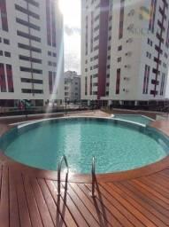 Apartamento com 3 dormitórios à venda, 90 m² por R$ 450.000,00 - Aeroclube - João Pessoa/P